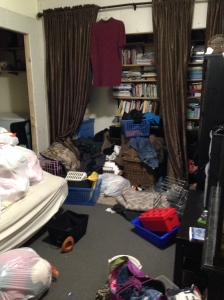 Spare Room Before